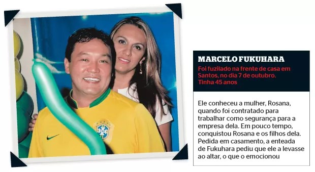 Marcelo Fukuhara (Foto: álbum de família)