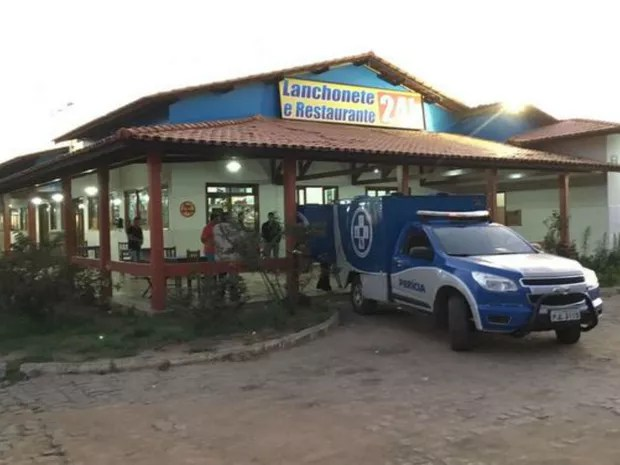 Dono de posto é morto a tiros após reagir a assalto na Bahia (Foto: Blog do Anderson)