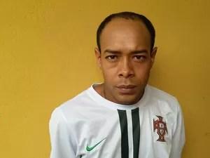 Jefferson é conhecido como MC Zóio de Caxeta e é cantor de funk (Foto: Divulgação/Polícia Militar)