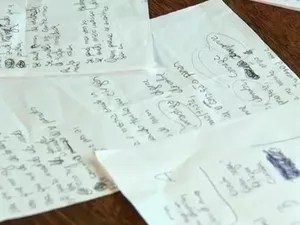 Letra de música foi escrita no quintal da casa do compositor (Foto: Reprodução / TV TEM)