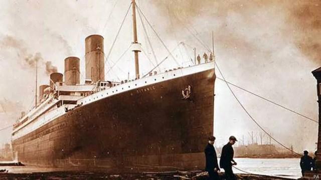 Violet foi uma das sobreviventes do naufrágio do Titanic (Foto: National Museums Northern Ireland)