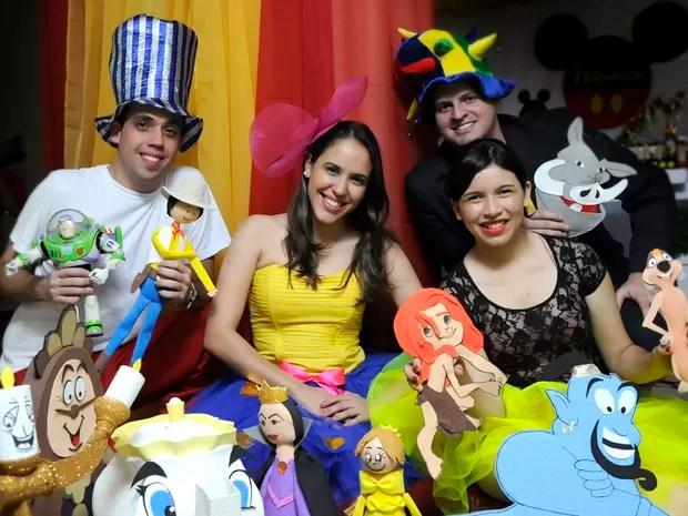 Grupo Encantos (Foto: Divulgação)