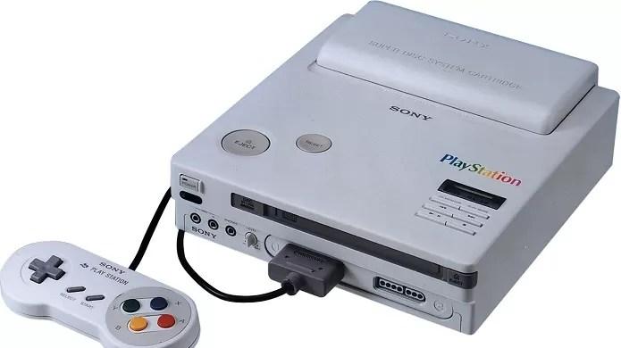 Protótipo da Sony de um drive de CD para o Super Nintendo (Foto: Reprodução/Edge-Online)