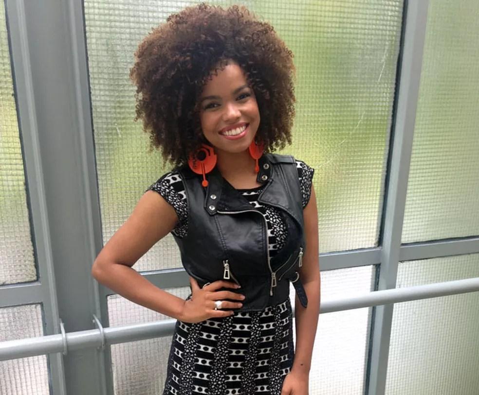 Jeniffer Nascimento está no elenco da nova novela das 7! (Foto: Carolina Morgado/Gshow)