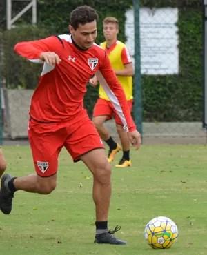 Ganso São Paulo (Foto: Erico Leonan - site oficial do SPFC)