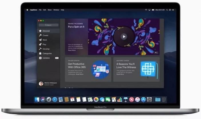 Mojave, a nova versão do sistema operacional da Apple, está disponível para usuários — Foto: Reprodução/G1
