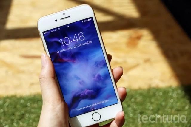 Apple é obrigada a pagar cerca de R$ 118 milhões por prática enganosa envolvendo iPhone — Foto: Anna Kellen Bull/TechTudo