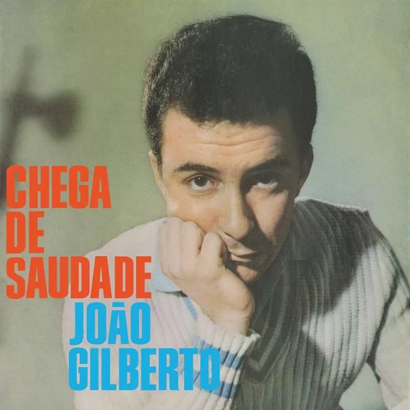Capa do álbum 'Chega de saudade', lançado em 1959 por João Gilberto com layout de Cesar G. Villela — Foto: Reprodução