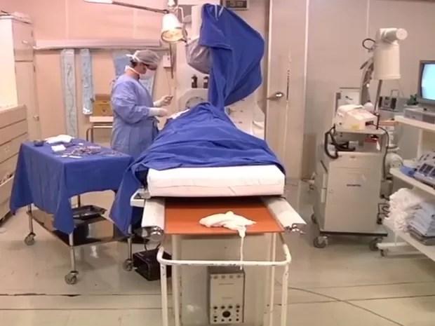 Hospital das Clínicas da Universidade Federal de Uberlândia (Foto: MPF/Reprodução)