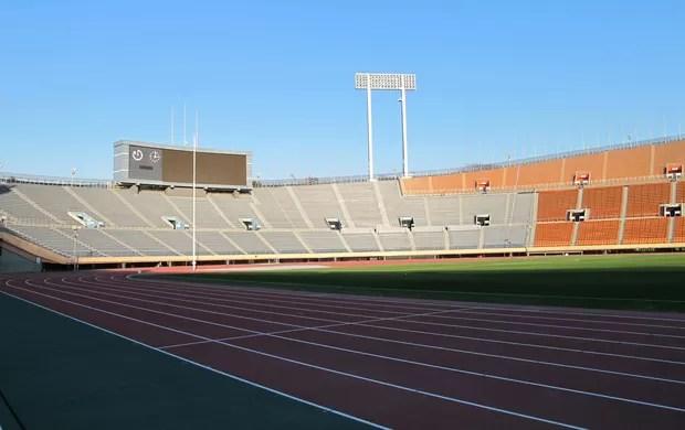 Estádio Nacional Tóquio (Foto: Cahê Mota / Globoesporte.com)