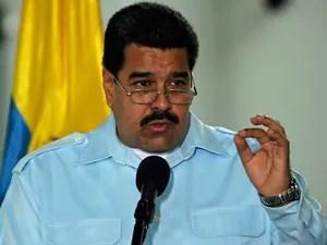 O presidente da Venezuela, Nicolás Maduro, em imagem de arquivo. (Foto: Arquivo / Reuters)