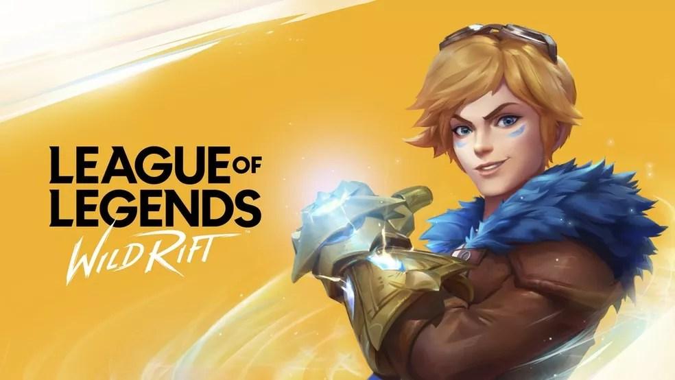 Wild Rift é a versão mobile do jogo League of Legends — Foto: Reprodução/Riot Games