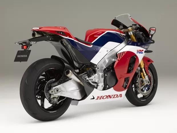 hondarcv_2 - Honda lança modelo derivado da MotoGP por US$ 184.000