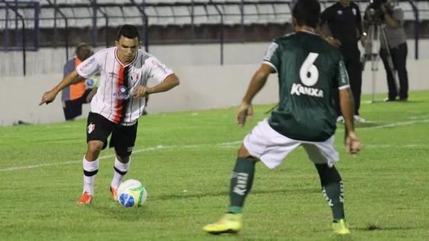 Edson Ratinho Icasa x Joinville (Foto: José Carlos Fornér/Joinville)