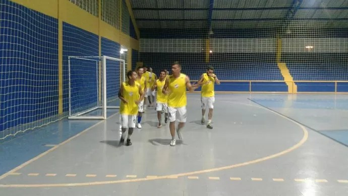 Real Moitense vai disputar a Tça Brasil de Futsal (Foto: Reprodução/Facebook)
