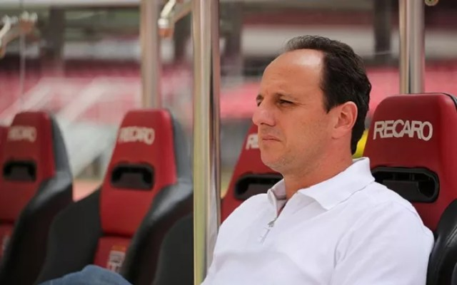 Rogério Ceni técnico São Paulo (Foto: Igor Amorim/saopaulofc.net)