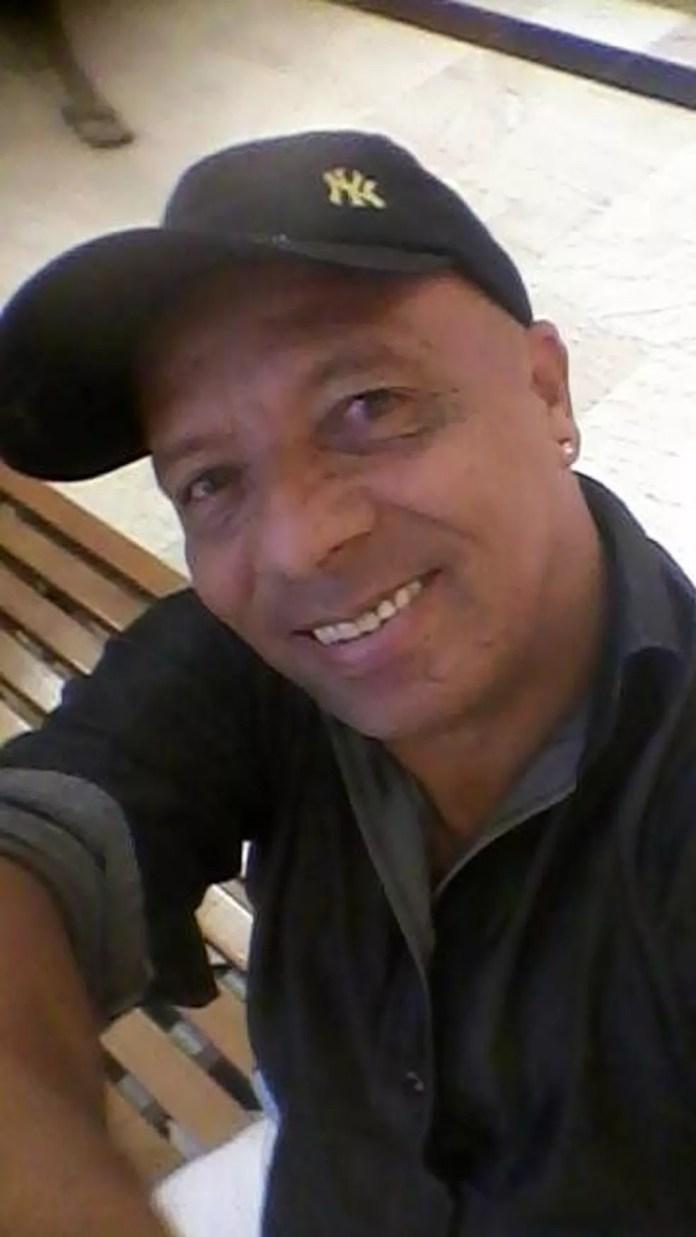 Segundo a Polícia Civil, o vigilante Júlio César Villanova, 55 anos, jogou ácido na ex-mulher e se suicidou em seguida — Foto: Arquivo pessoal