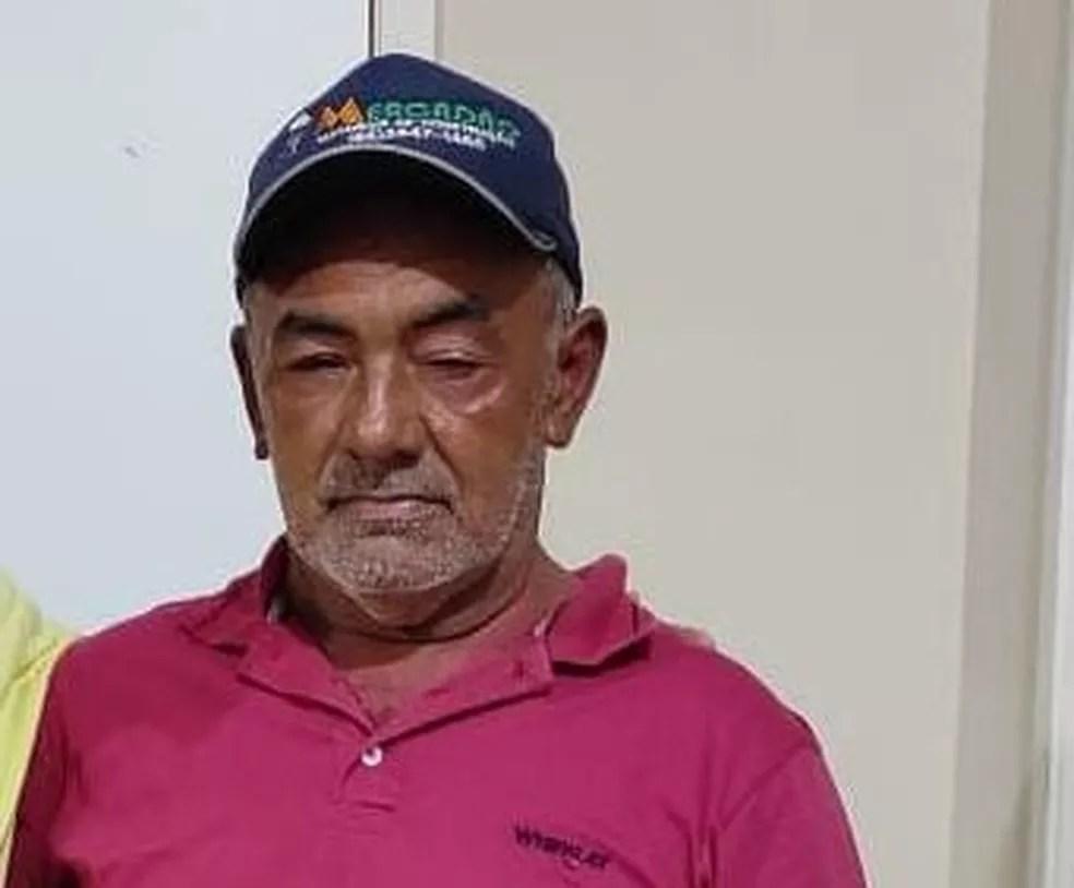 Francisco Maia desapareceu na segunda-feira (24) após sair para fazer frete — Foto: Arquivo da família