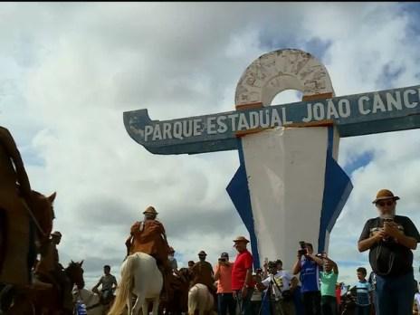 Missa do Vaqueiro de Serrita (Foto: Reprodução/ TV Grande Rio)
