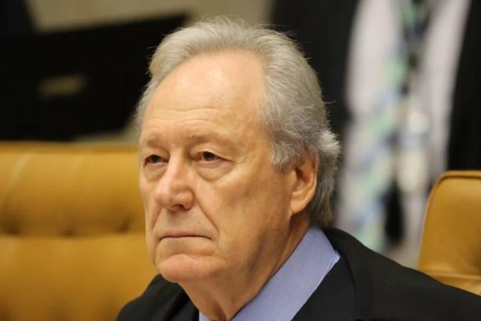 O Ministro Ricardo Lewandowski, do STF — Foto: Fátima Meia/Futura Press/Estadão Conteúdo