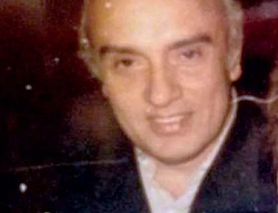 Jorge Luz,em uma das poucas fotos disponiveis.Ele nunca teve vergonha de demostrar riqueza (Foto: Reprodução)