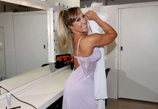 Vivi Fernandez (Foto: Celso Tavares)