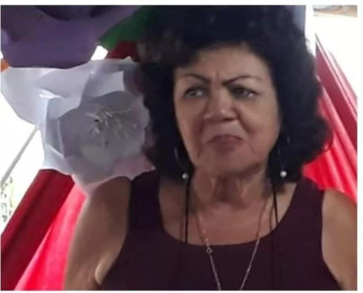 Raimunda de Souza Céu — Foto: Reprodução/Redes Sociais