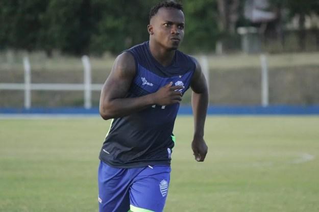 Marcos Antônio está se transferindo para o futebol coreano (Foto: Levi Yuri/CSA)