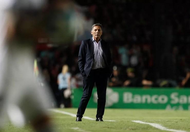 Miguel Ángel Russo, técnico do Boca Juniors — Foto: Divulgação/ Boca Juniors
