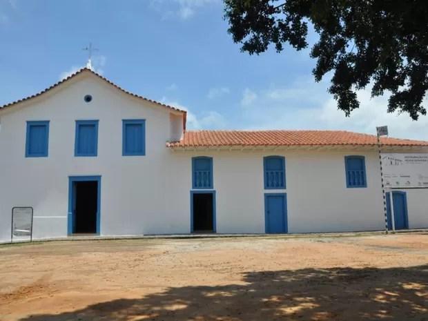 Igreja Nossa Senhora da Escada (Foto: Divulgação)
