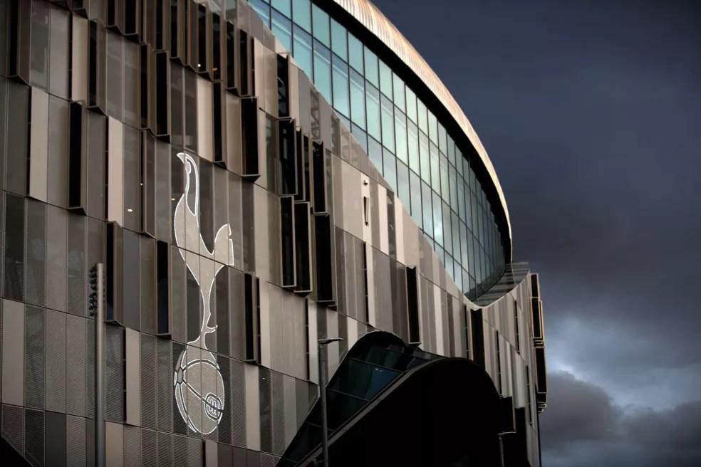 Tottenham tem conta bilionária para pagar por causa do novo estádio — Foto: Getty Images