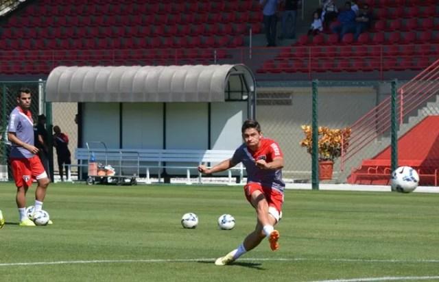 Osvaldo São Paulo (Foto: Saopaulofc.net)