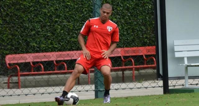 Mateus Caramelo São Paulo (Foto: Erico Leonan / Site oficial do São Paulo FC)