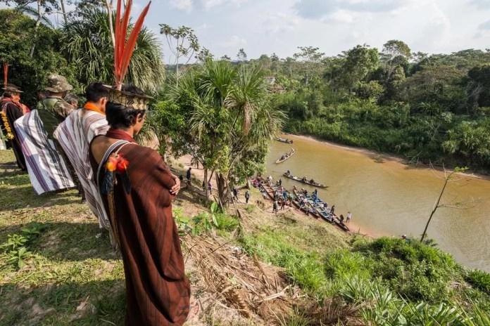 Mais de 12,4 mil indígenas que vivem em aldeias no AC devem receber vacina contra Covid-19 na 1ª fase   Acre   G1