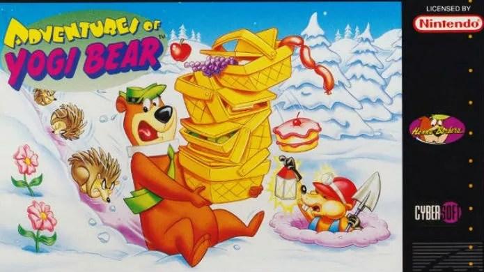 Adventures of Yogi Bear (Foto: Divulgação/Cybersoft)