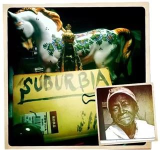 Novo seriado, Subúrbia recebe material de artistas de vários segmentos culturais (Foto: TV Globo)