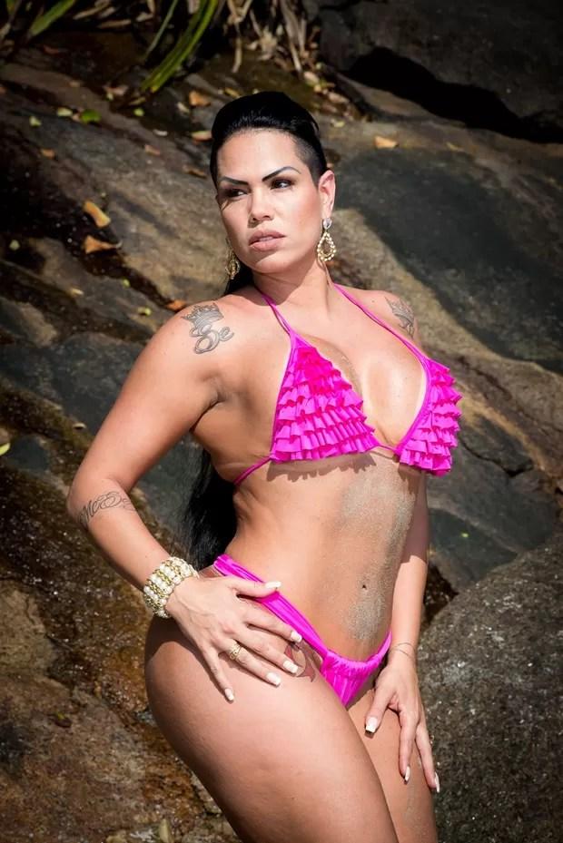 Novo ensaio sensual de participantes Miss Bumbum - MC Sexy  Rio de Janeiro (Foto: Nelson Miranda / MBB6)
