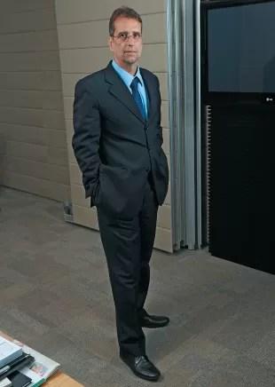 O DESVIO O economista Humberto Pires Grault Vianna de Lima. Ligado ao PT, ele foi escolhido para gerir o novo fundo de pensão dos servidores públicos federais, o Funpresp. (Foto: Regis Filho/Valor/Folhapress)