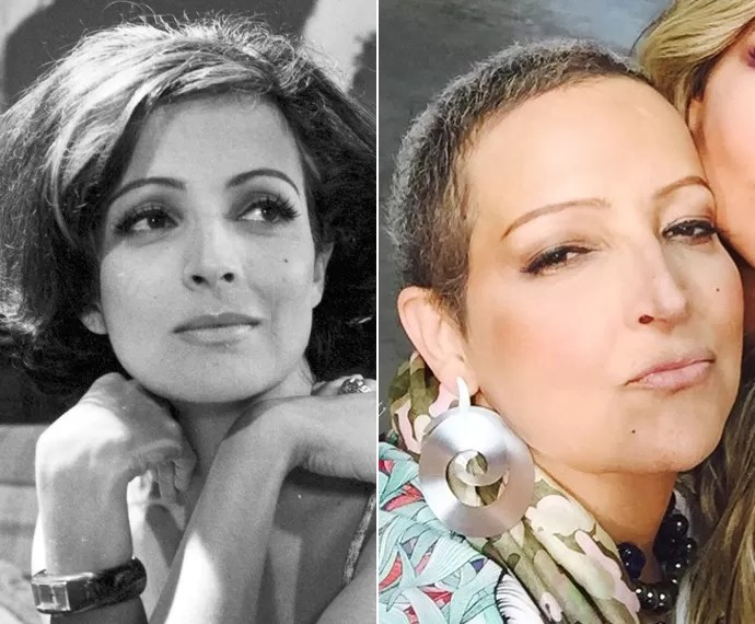 Betty Lago foi a personagem Natália, mãe de Heloísa e esposa do poderoso banqueiro Fábio, vivido por José Wilker, um dos financiadores do golpe militar (Foto: CEDOC / TV Globo / Arquivo pessoal)