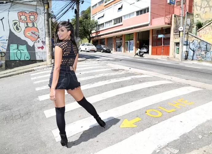 Tainá Grando (Foto: Carol Caminha)