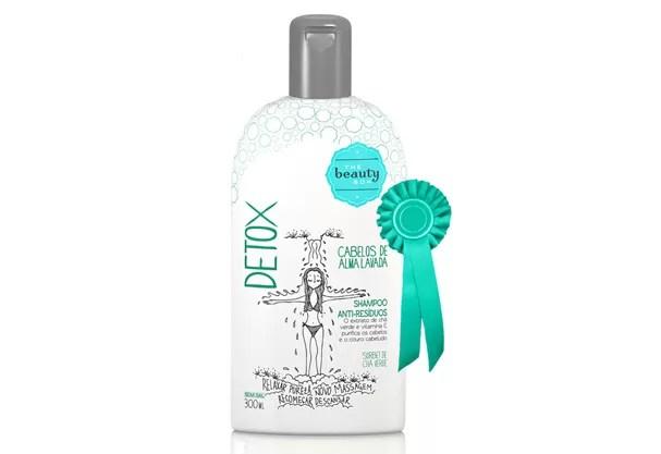Xampu detox (Foto: Reprodução/The Beauty Box)