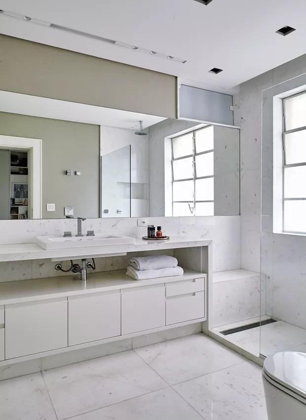 banheiro-branco (Foto: Victor Affaro)