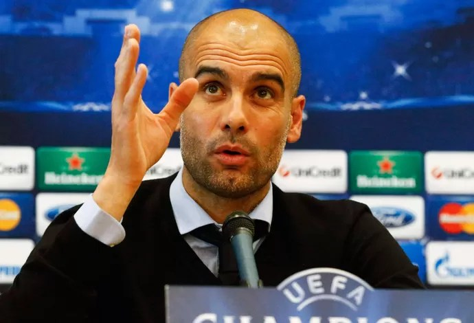 guardiola bayern munique (Foto: Reuters)