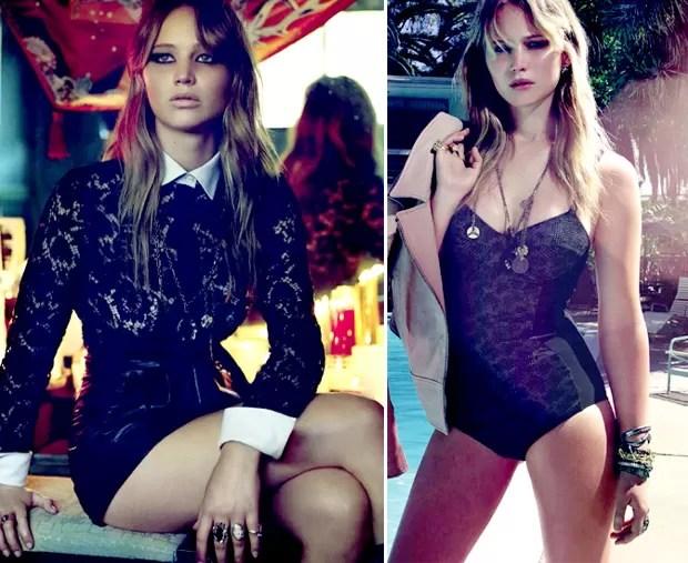 (Foto: Reprodução/Vogue Itália)