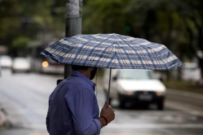 Pedestres também poderão ser multados em 2019 — Foto: Marcelo Brandt/G1
