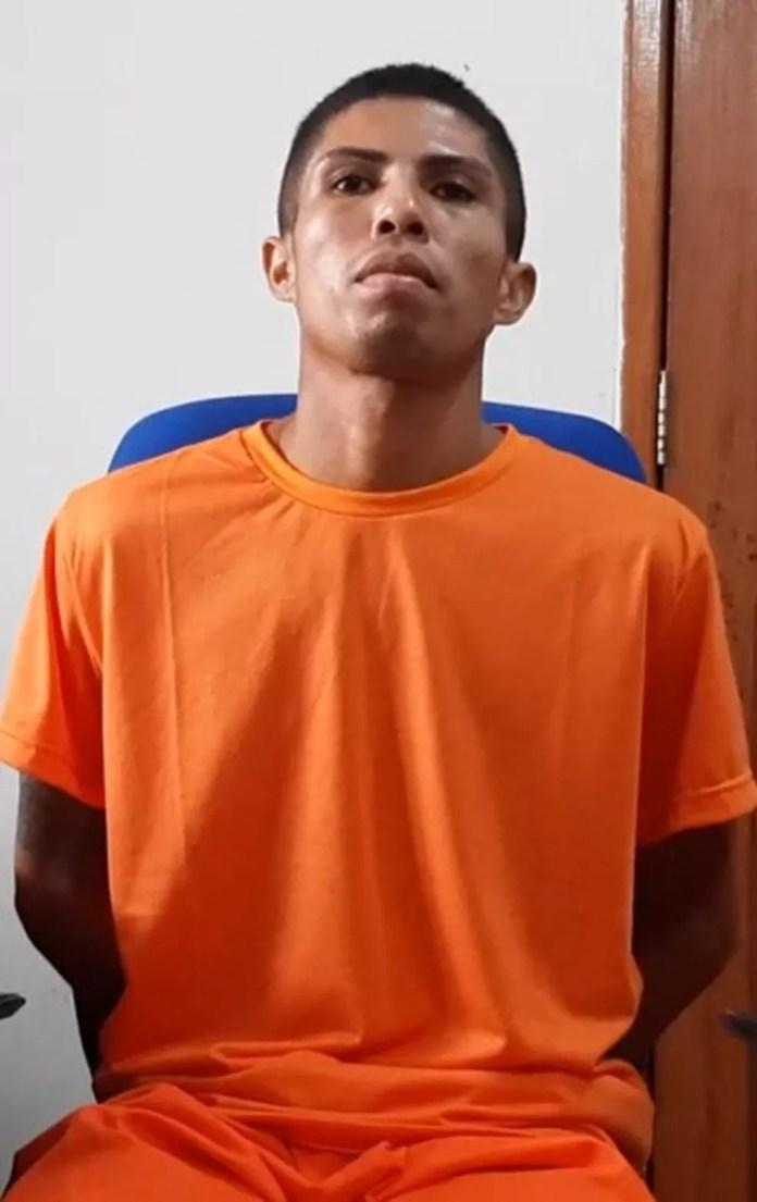 Rafael Ribeiro dos Santos é procurado pela polícia de RO — Foto: Polícia Civil/Divulgação