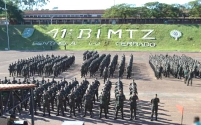 MPF apura denúncias de tortura contra soldados do Exército em Jataí (Foto: Divulgação/Exército)