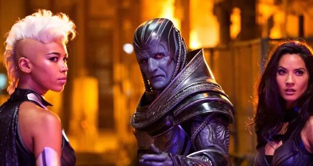 Cena de 'X-Men: Apocalipse' (Foto: Divulgação)