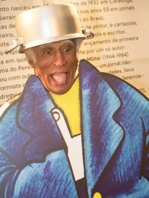 Em comemoração aos 80 anos de idade do escritor e cartunista Ziraldo, o Cine Sesc de São Paulo realizou neste sábado, 25, uma aula magna com o artista, além de exibir uma exposição com vários de seus trabalhos (Foto: AE)