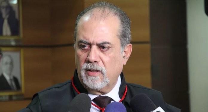 Presidente do TJ-RO, Walter Waltemberg Silva Junior.  — Foto: Divulgação/TJ-RO
